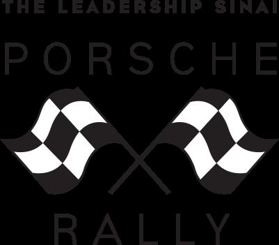 Sinai Porsche Rally