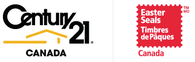 Easter Seals Canada and CENTURY 21 Logos
