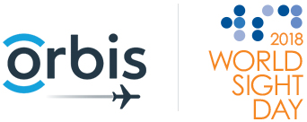 Orbis and World Sight Day Logo