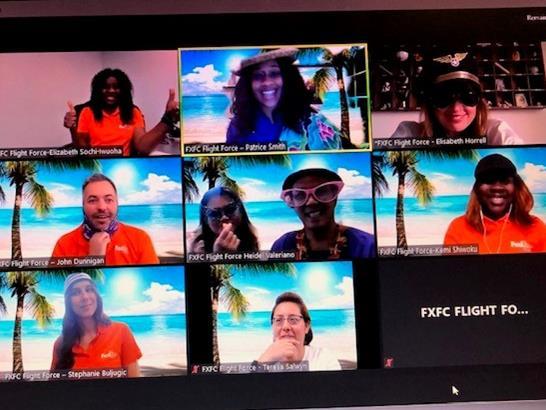FXFC Flight Force - Team Photo