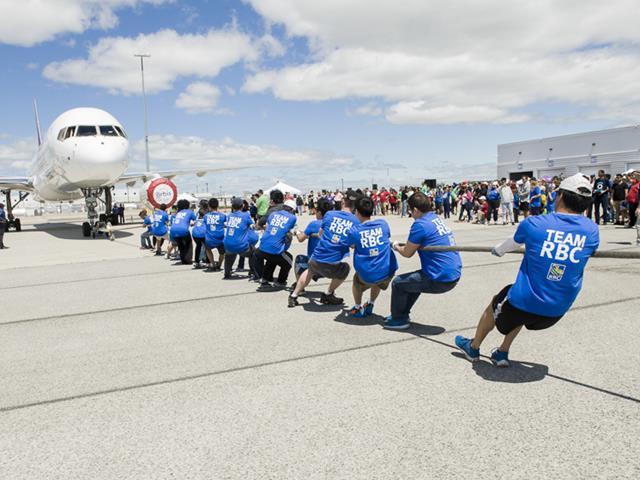 RBC Calgary - Team Photo