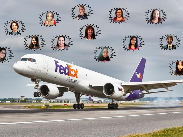 FedExTRIS - Team Photo
