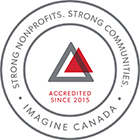 Imagine Canada Accreditation Trustmark