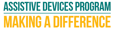 Assistive Devices Program difference