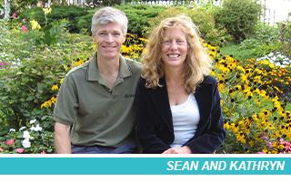 SEAN AND KATHRYN