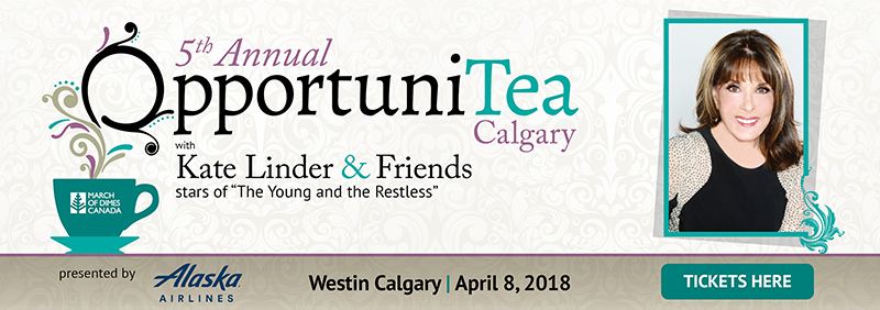 OpportuniTea Calgary April 8 2018