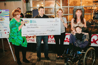Rock for Dimes Halifax 2013 Pennzoil Retrofit Winners