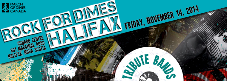 Rock for Dimes Halifax November 14 2014