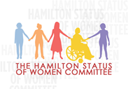 The Hamilton Status of Women Committe logo