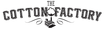 The Cotton Factory logo
