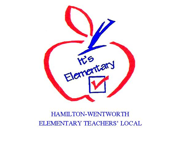 Hamilton Wenthworth Elementary Teachers local logo