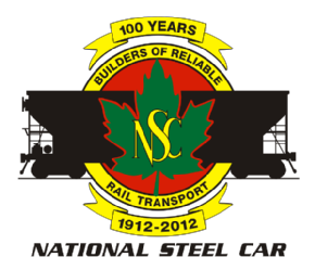 National Steel Car logo