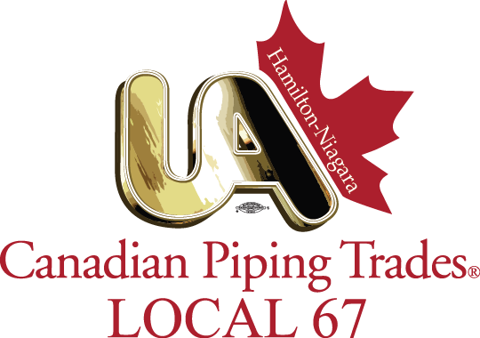 Canadian Piping Trades local logo